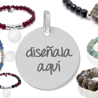 323af04a2b28 Joya personalizada  pulsera piedra natural diseña tu joya