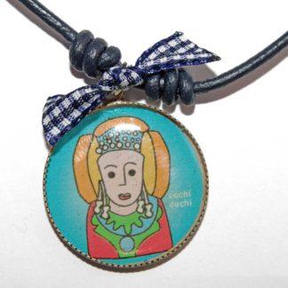 medalla dama de elche