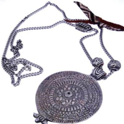 Collar Luba - Bioko