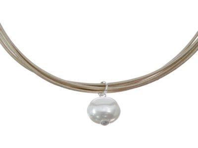 Gargantilla super perla