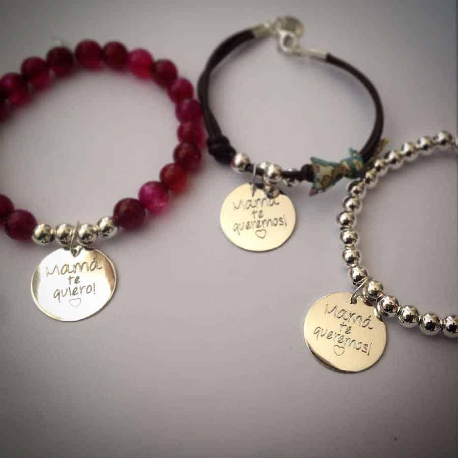 pulseras para mamas