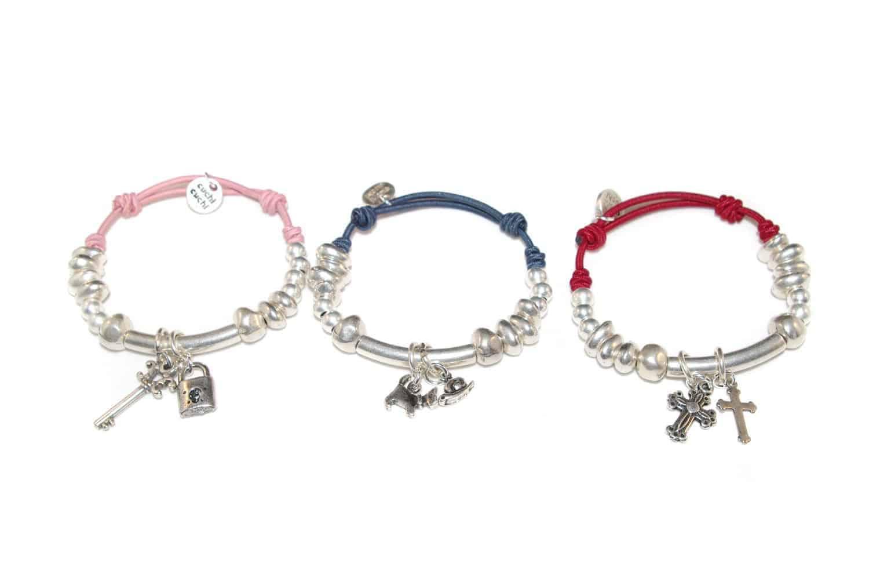 pulsera amuletos de plata cuchicuchi regalos personalizados y joyas