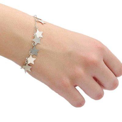 pulsera estrella personalizada