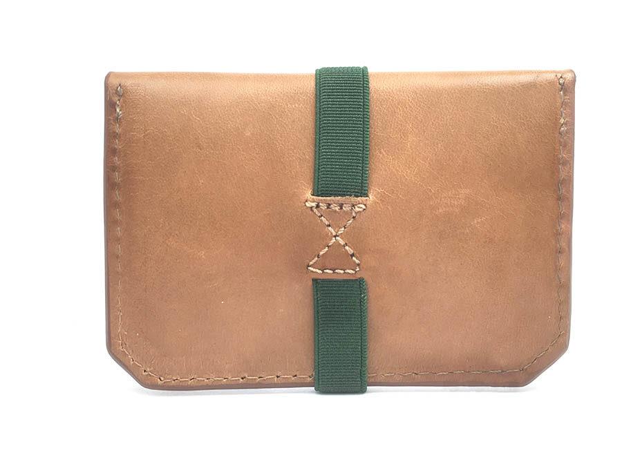 cartera personalizada verde mujer