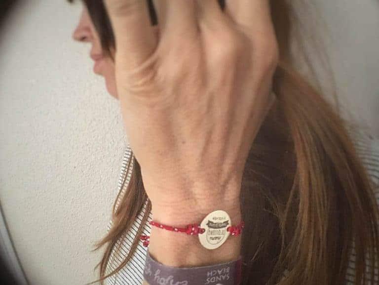 regalo mama personalizado pulsera