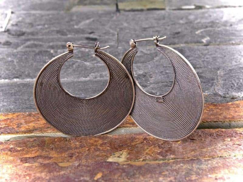 pendientes para mujer plata regalo