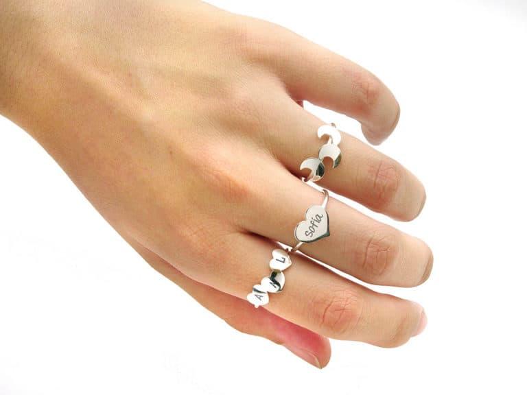 anillos personalizados cuchicuchi