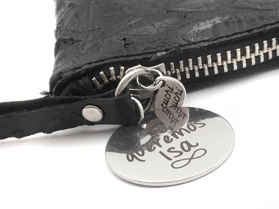 regalo personalizado bolso mano