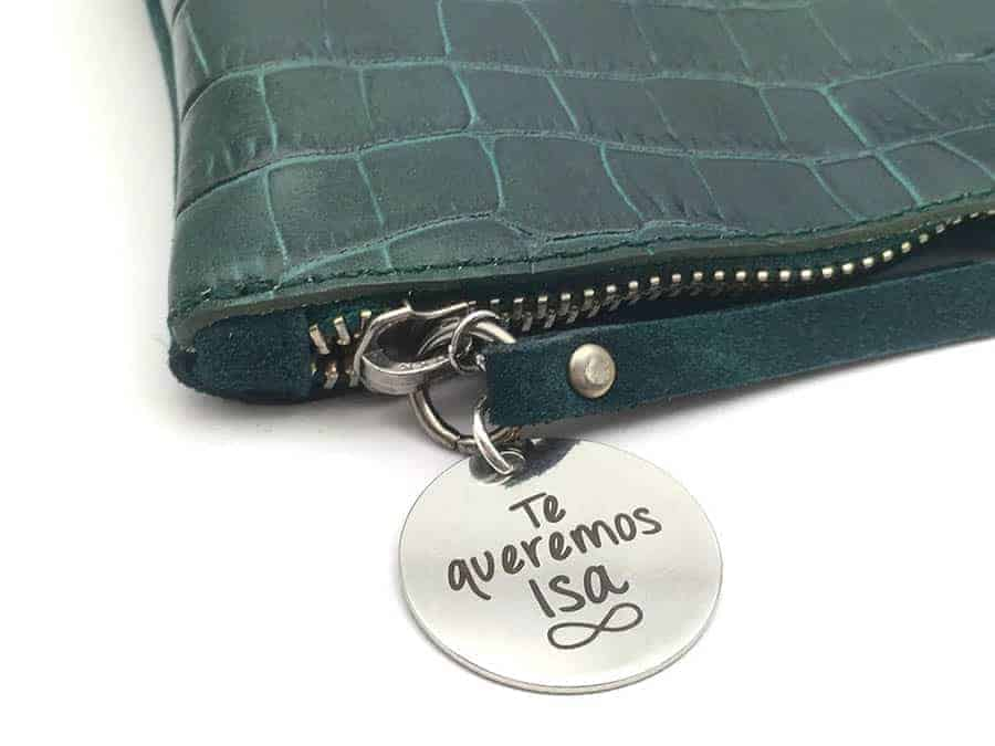 bolso personalizado iniciales