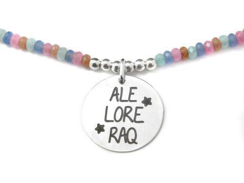 regalos personalizados para hijas collar