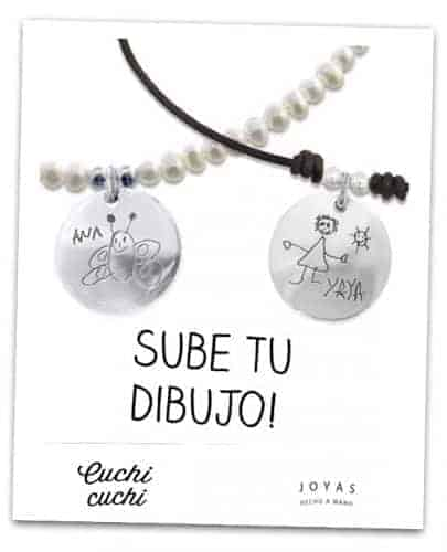 collares para niña regalo personalizado diseñar crear
