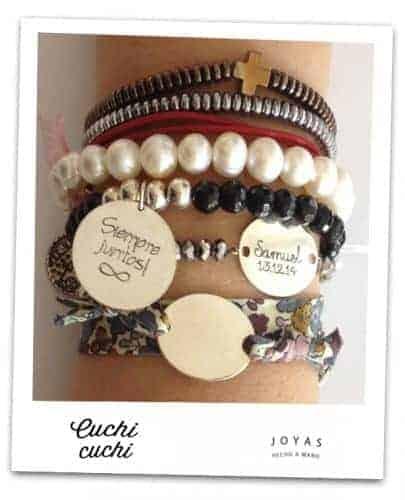 combinar pulseras brazaletes