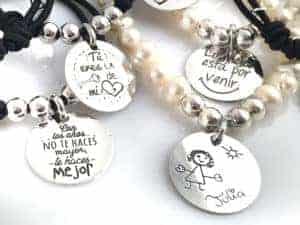 pulseras personalizadas con dibujos
