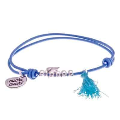 Pulsera TinTin Azul