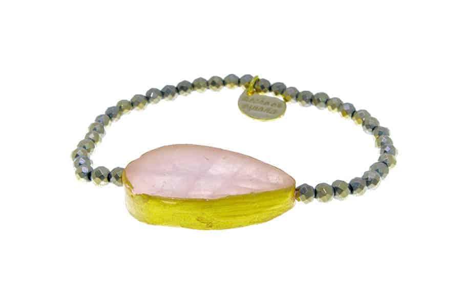bc1fae287689 Pulsera mina de oro - Cuchicuchi Regalos personalizados y joyas