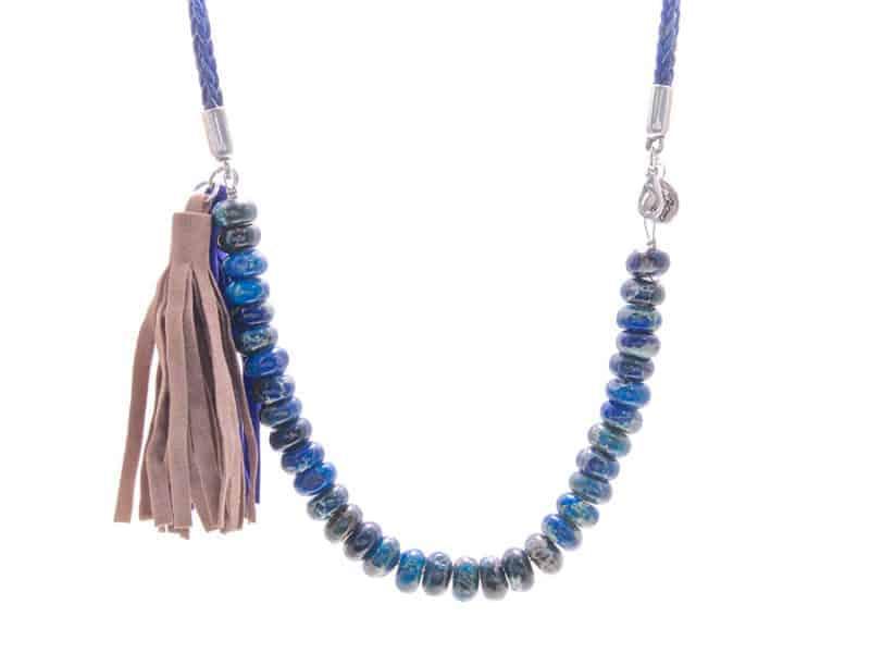 Collar Sioux Blue