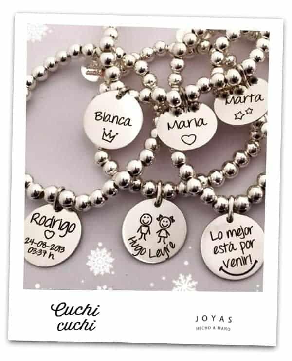 89f97b14a290 ... donde comprar colgantes personalizados en pulseras de moda 2017 Cuchi  Cuchi es la tienda de joyeria personalizada online ...