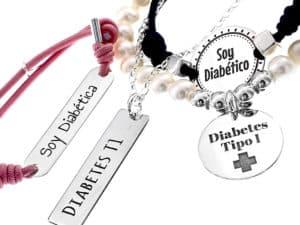 pulseras diabeticos