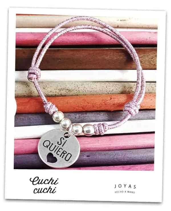 aa80cda5f227 Bisuteria online envios internacionales  Joyas personalizadas Cuchi ...