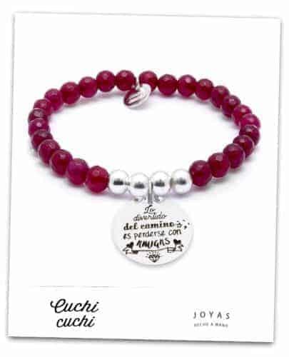 joyeria personalizada colgantes para regalo amigas frases