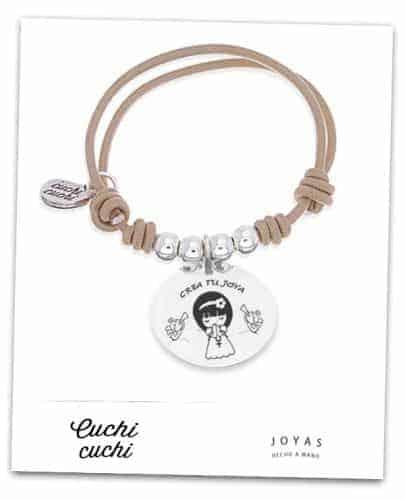 joyeria personalizada para niñas comuniones cumpleaños santo