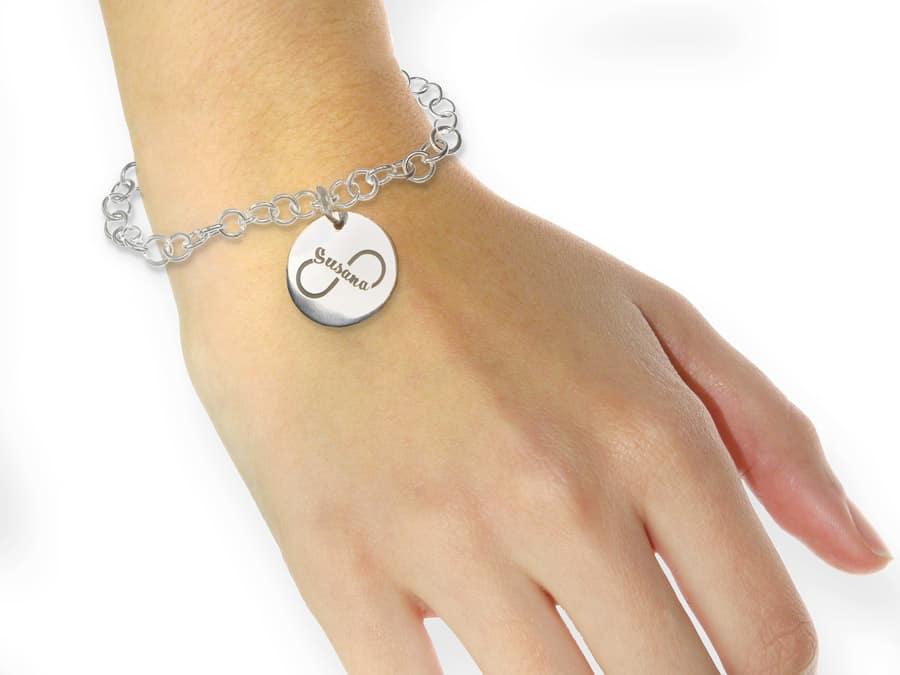 pulsera cadena susana