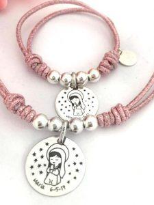 pulseras personalizadas niñas comuniones