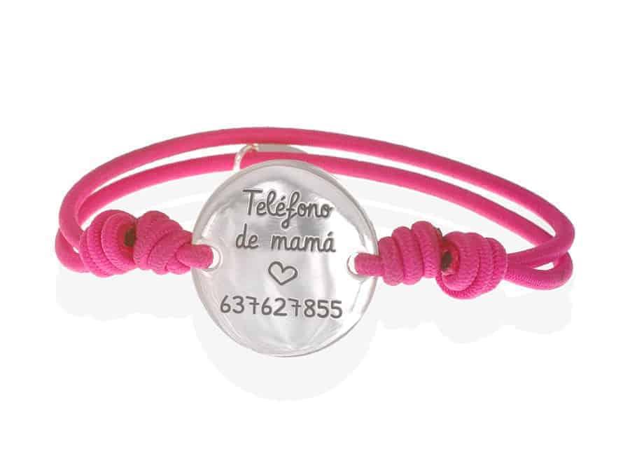 7b347f335f3d Joyas para niñas  pulseras y collares personalizados - Cuchicuchi