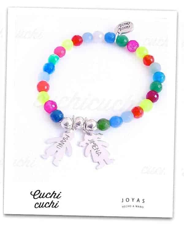 079681c1cfac Conoces la pulsera de la familia y las joyas personalizadas con tus ...