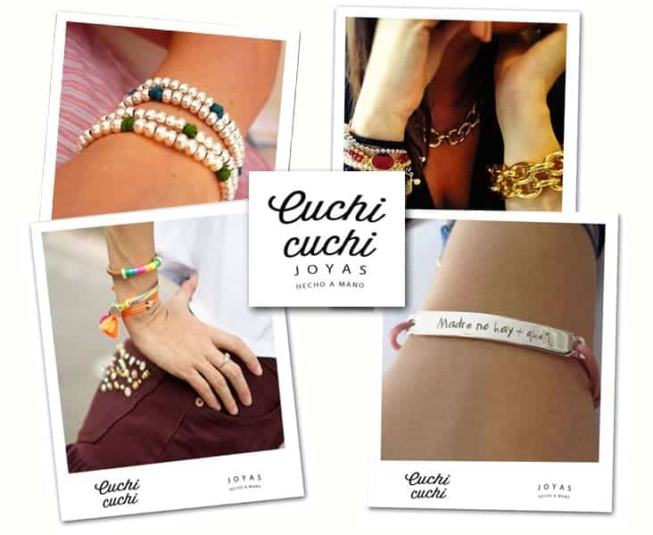 ac97190a185e Las pulseras de moda 2017  Regalos personalizados para todas y todos