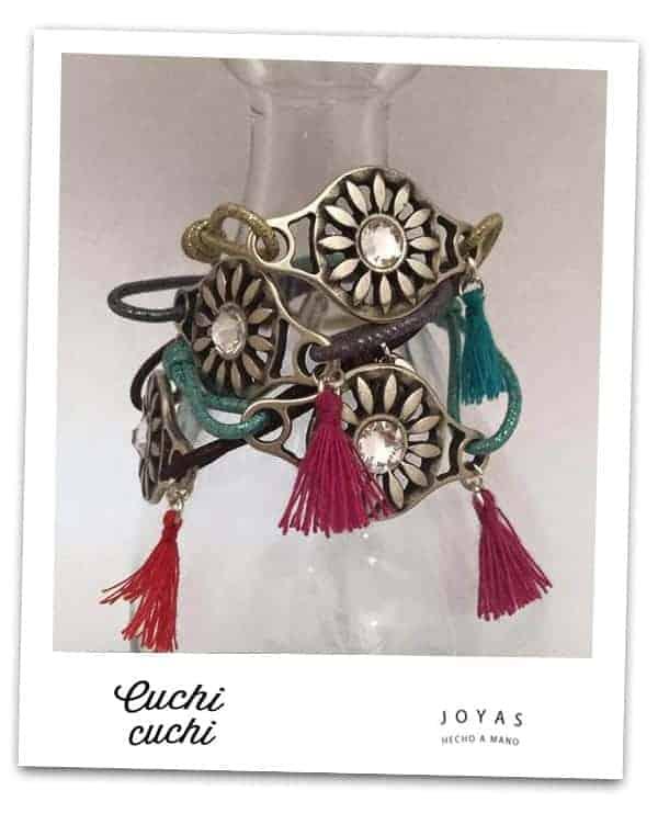 a3ab37db7236 Moda verano en bisuteria y joyeria personalizada de CuchiCuchi