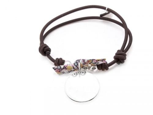 pulseras personalizadas lazo regalo chica