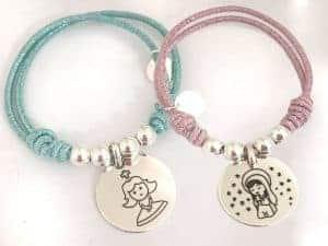 pulseras niñas personalizadas