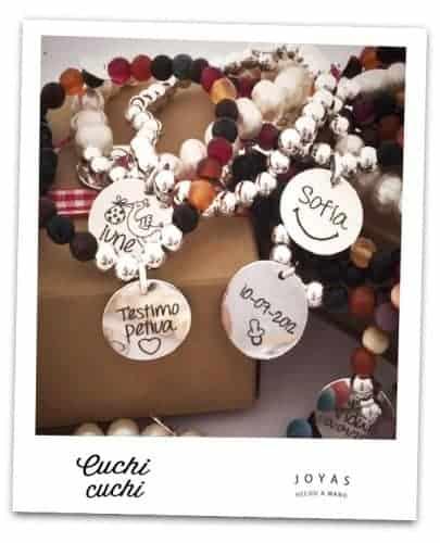 pulseras personalizadas para regalar