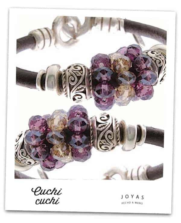09ae78eb183f Regalos originales para mama pulseras plata  CuchiCuchi Joyas