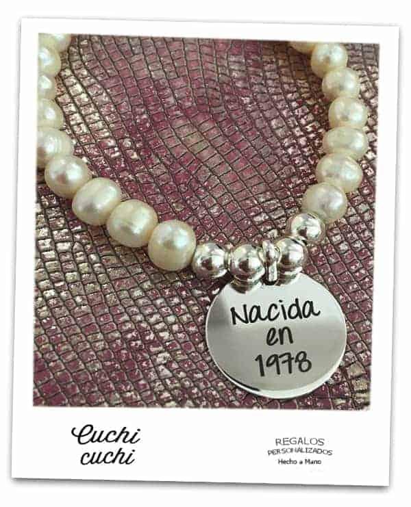 d225d62581da Joyas para regalo a una mujer y otros complementos y detalles personalizados …