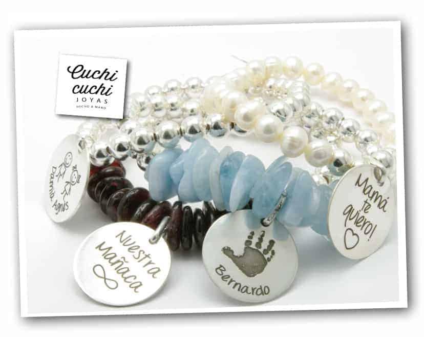 6f45596d3aa6 Regalos para parejas y amigas  Personaliza tu amor… articulos para regalar  pulseras grabadas