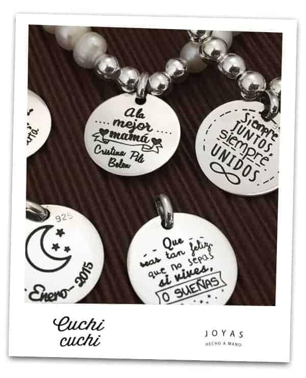 1188b2a1f572 Conoce las novedades en la tienda online de joyeria personalizada y plata  925 de CuchiCuchi