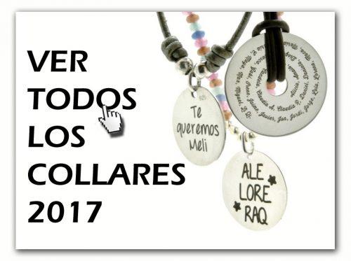49dc3a77915e Collares de moda 2017  Conoce las tendencias en bisuteria y joyas